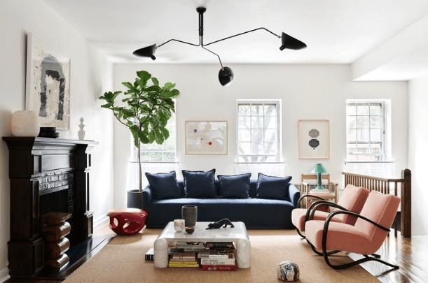 Khi nhà có ánh sáng chiếu vào đủ và luồng không khí vào trong nhà sẽ giúp đón được nhiều khí vận tốt vào nhà