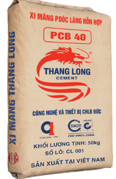 Báo giá xi măng Thăng Long